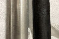 Magnetitabscheider alt und neu im Vergleich