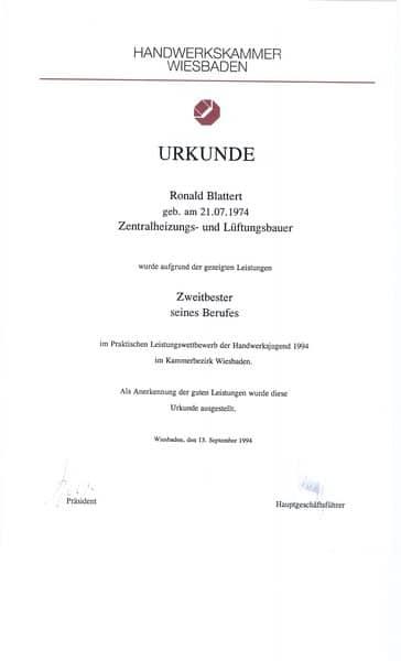 1994-09-13 Leistungswettbewerb der Handwerksjugend 1994 (Kopie)