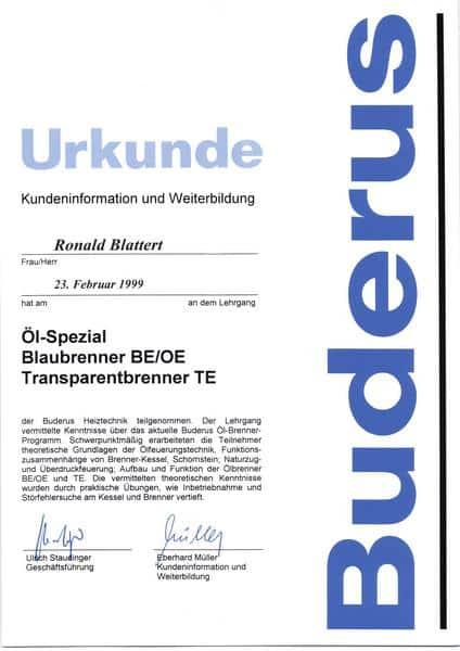 1999-02-23 Öl-Spezial Blaubrenner BE OE Transparentbrenner TE (Kopie)