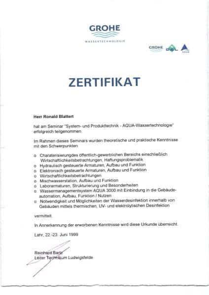 1999-06-23 System- und Produkttechnik AQUA-Wassertechnologie (Kopie)