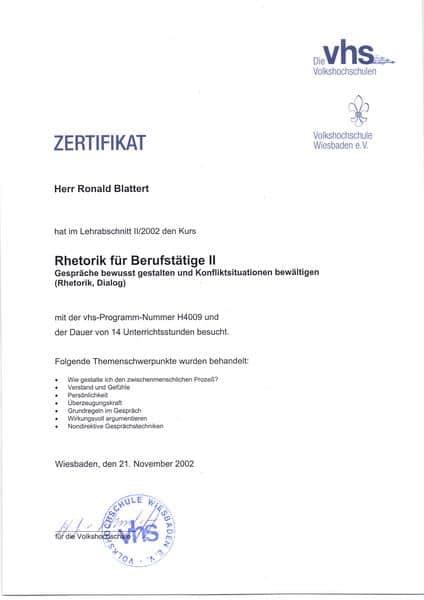 2002-11-21 Rhetorik für Berufstätige II (Kopie)