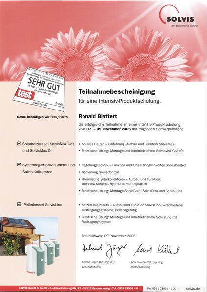 2006-11-09 Solvis Intensiv Produktschulung (Kopie)