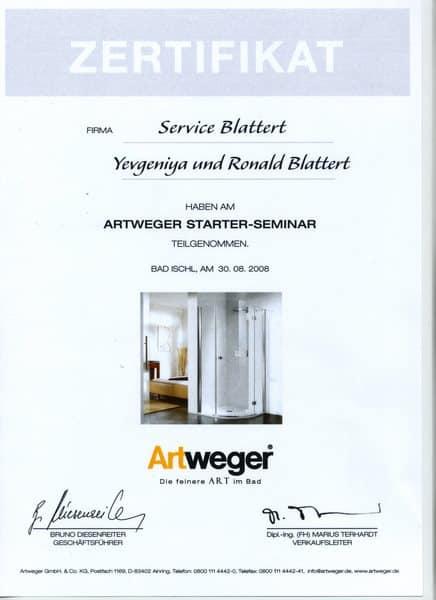 2008-08-30 ARTWEGER - Badgestaltung und Produktauswahl (Kopie)