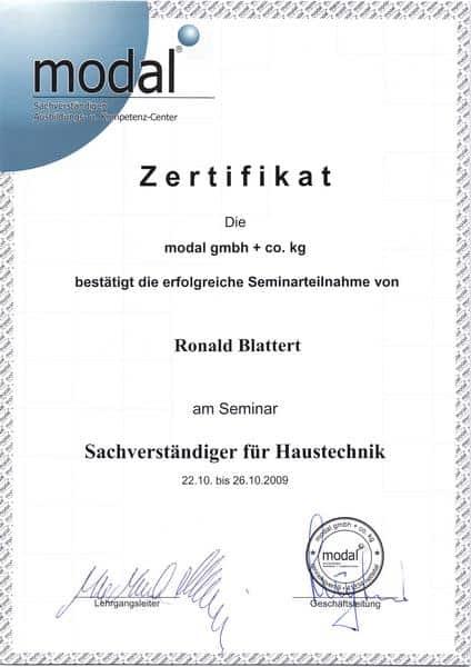 2009-10-26 Sachverständuger für Haustechnik (Kopie)