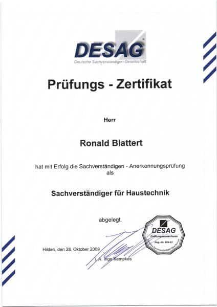 2009-10-28 Sachverständiger für Haustechnik (Kopie)