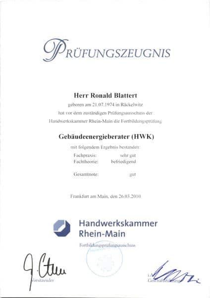 2010-03-26 Gebäudeenergieberater (HWK) Noten (Kopie)