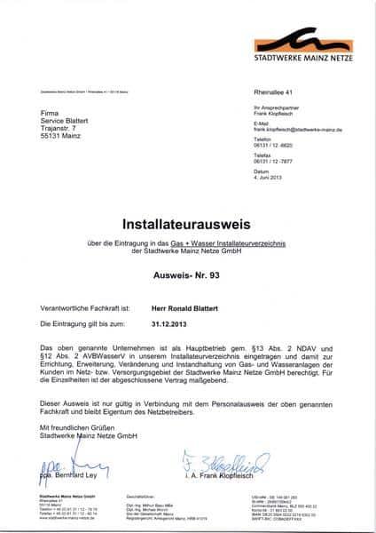 2013-12-31 Installateurausweis (Kopie)