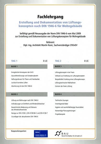 2015-10-30 - Erstellung und Dokumentation Lüftungskonzepte DIN 146-6 - Energie-Experte (Kopie)