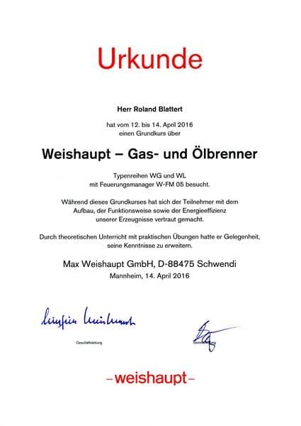 2016-04-12-14 Weishaupt - Gas- und Ölbrenner - Blattert, Ronald (Kopie)