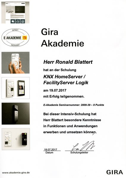 2017-07-19 GIRA - KNX HomeServer - FacilityServer Logik - Blattert, Ronald (Kopie)