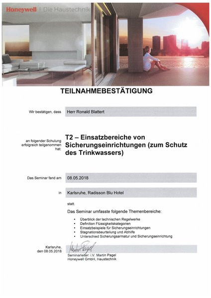 2018-05-08 Honeywell - T2 - Einsatzbereiche von Sicherungseinrichtungen (zum Schutz des TW)- Blattert, Ronald (Kopie)