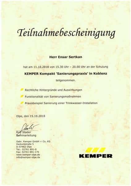 2018-10-11 KEMPER Kompakt - Sanierungspraxis - Sertkan, Ensar (Kopie)