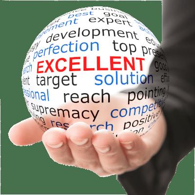 Hervorragende Leistung - Meisterbetrieb, Sachverständige und Gutachter