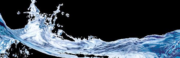 Wasserwelle - Trinkwasser in Bewegung