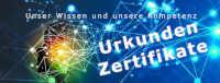 SERVICE BLATTERT - Urkunden und Zertifikate - Installateure, Gutachter und Sachverständige